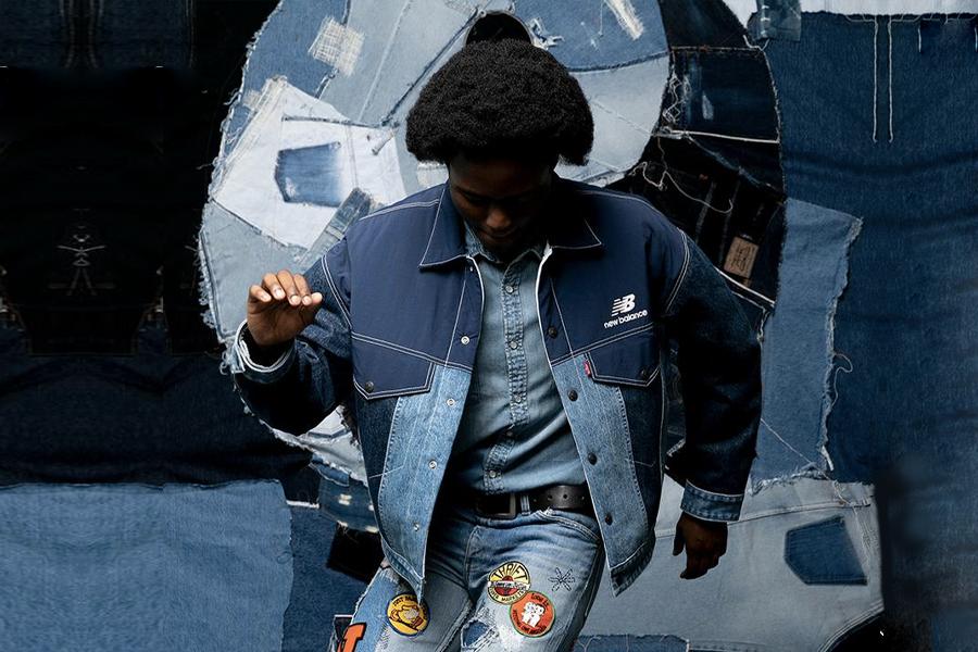 Levis x New Balance bringt Sneakerheads und Denimheads zusammen