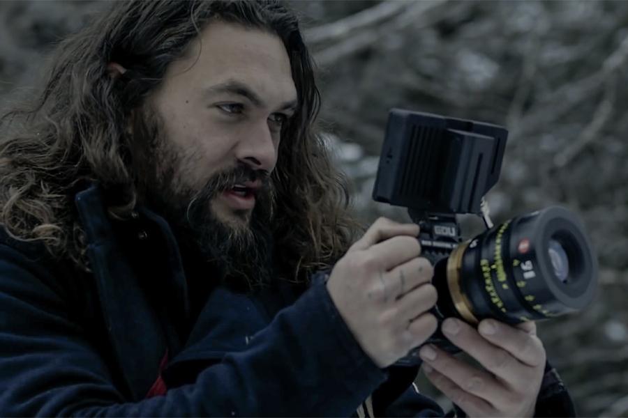 Jason Momoa Rote Kamera
