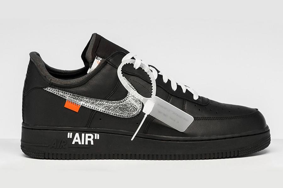 Virgil Abloh kündigt Off White Nike Air an