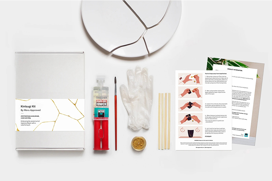 DIY Kintsugi Kit Set