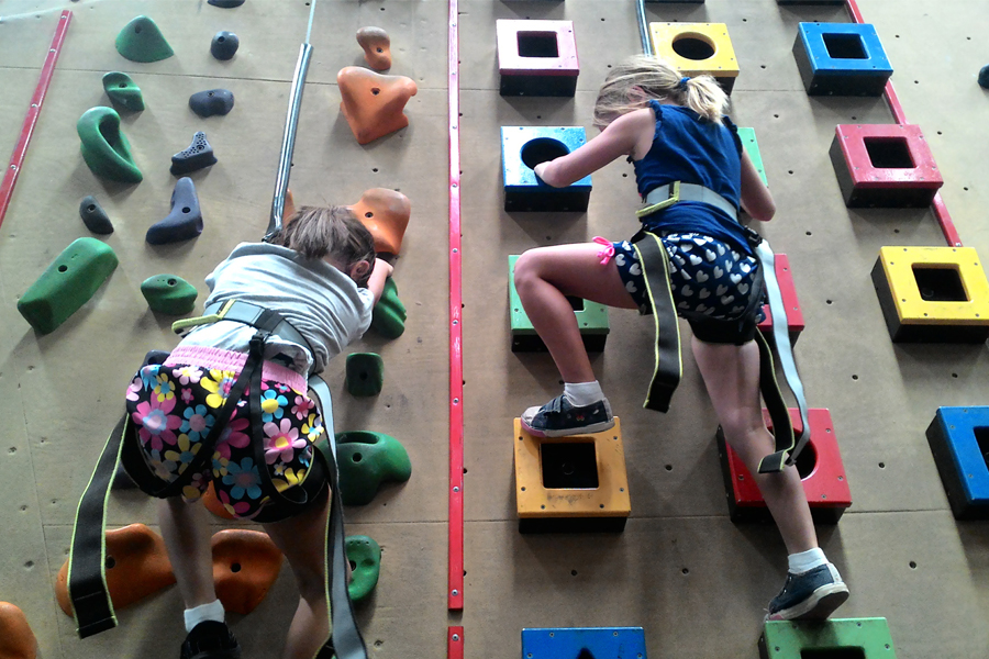 Bayside Rock Climbing Gym in Melbourne