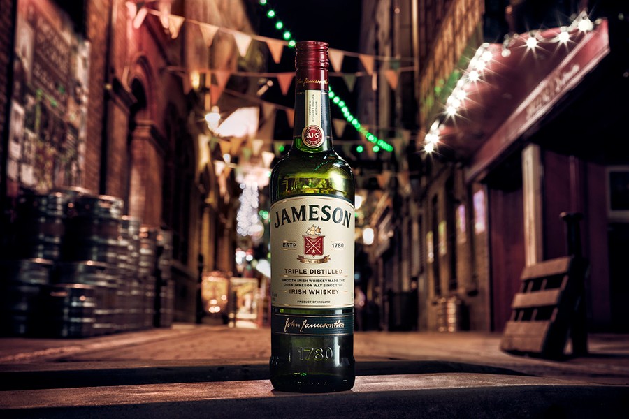 Jameson Triple Distilled Whiskey Christmas Gift Guide Boozehound