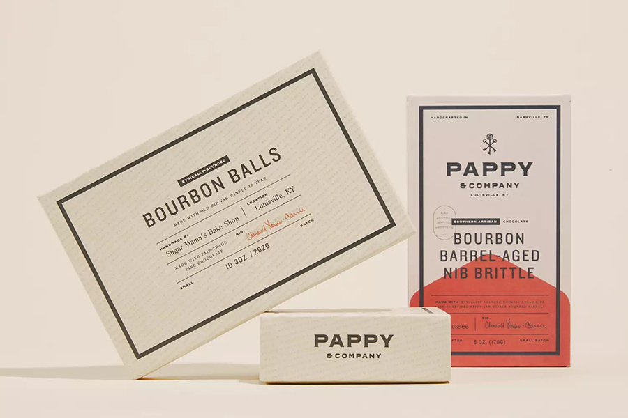 Pappy Van Winkle Bourbon Nib Brittle Christmas Gift Guide Boozehound