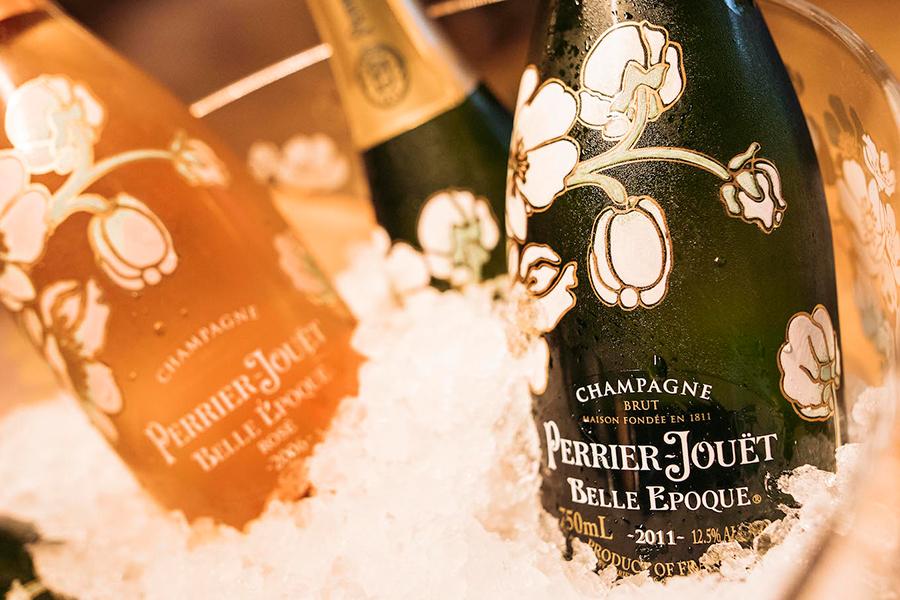 Perrier-Jouët Belle Époque Champagne Christmas Gift Guide Boozehound