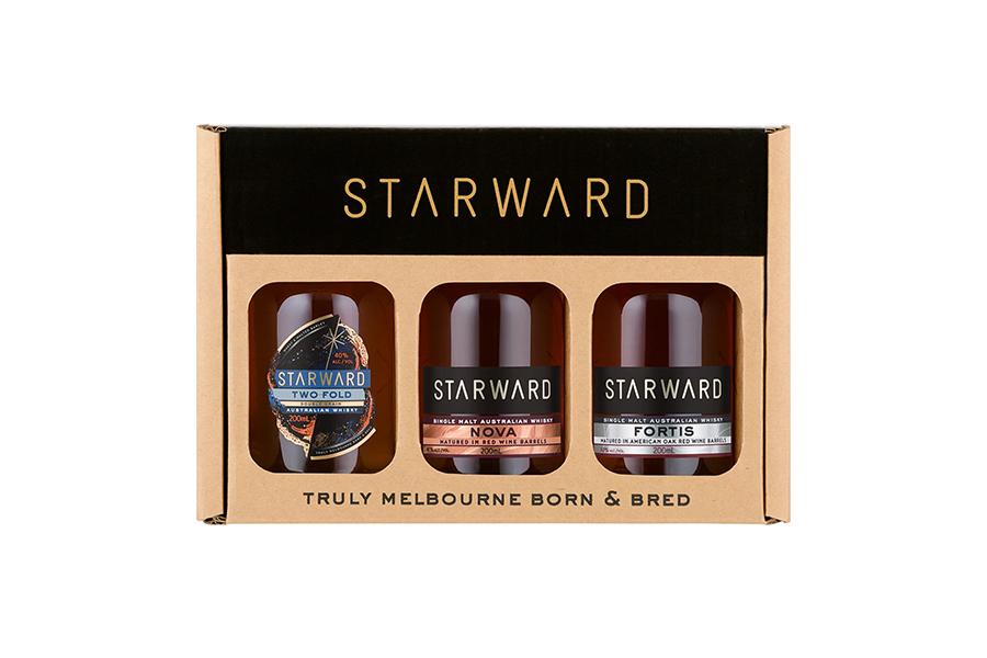 Starward Australian Whisky Tasting Gift Pack Christmas Gift Guide Boozehound