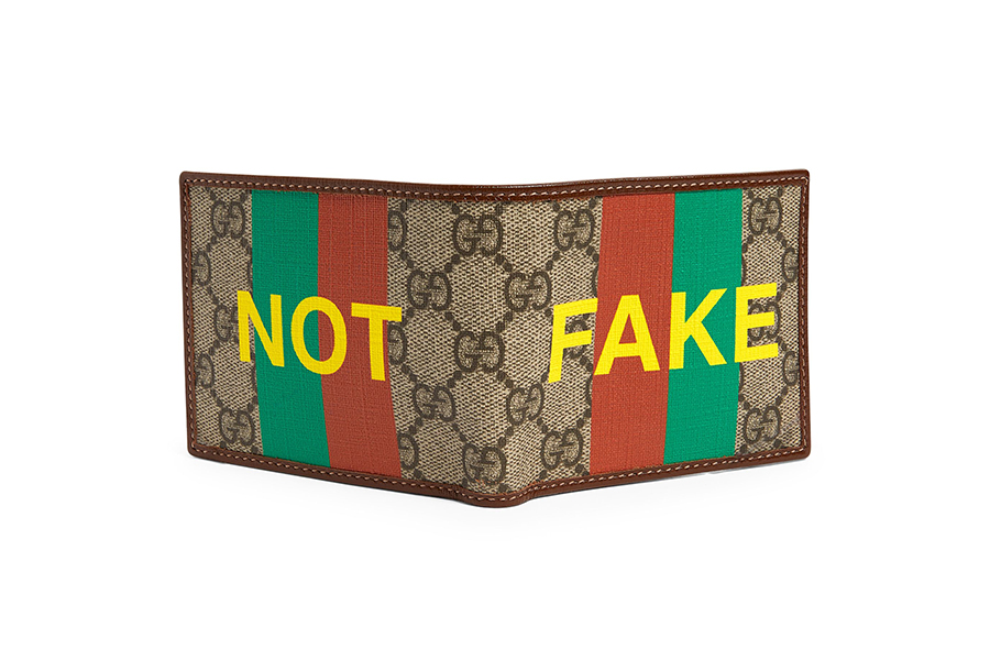 Gucci Printed Wallet Christmas Gift Guide Corporate
