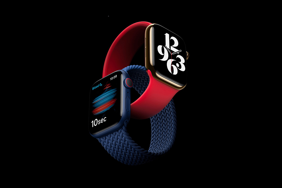 Apple Watch Series 6 Christmas Gift Guide Corporate