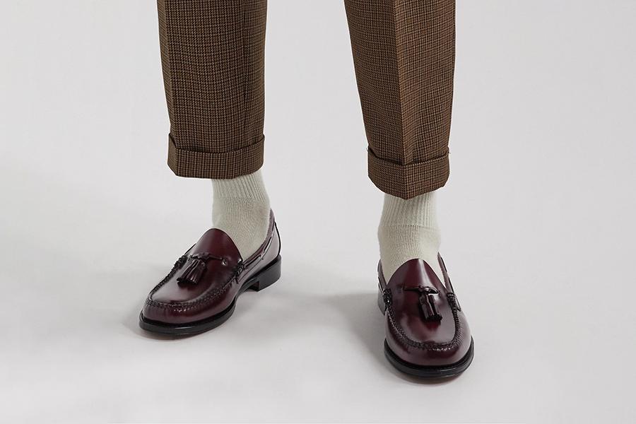 G.H. Bass & Co. Weejun Larkin Tassel Loafers Christmas Gift Guide Corporate