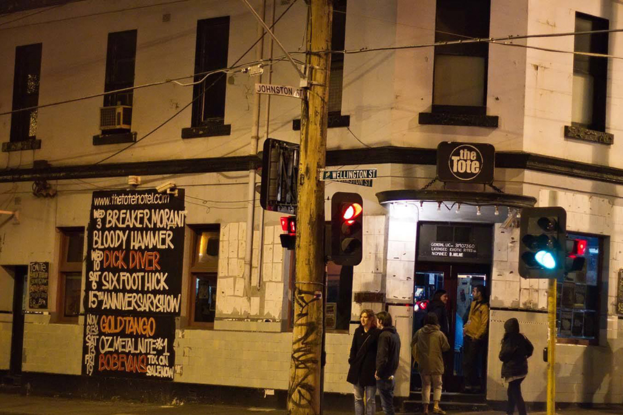 29 Best Live Music Venues in Melbourne - The Tote