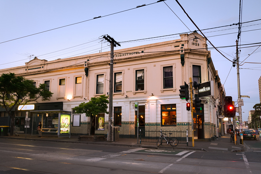 29 Best Live Music Venues in Melbourne -The Workers Club