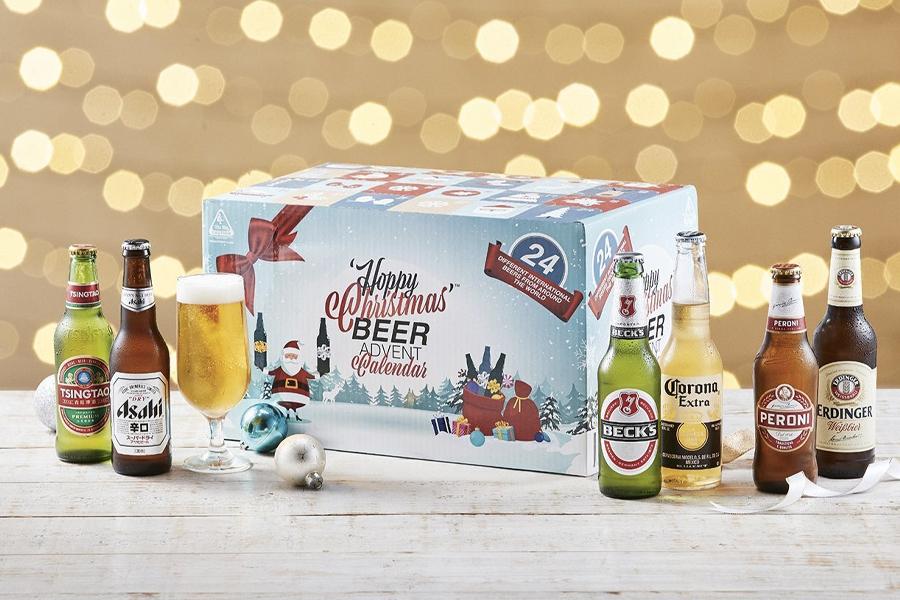 Zählen Sie die Tage bis Weihnachten mit diesem Aldi Beer Adventskalender herunter