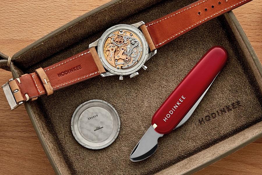 Victorinox für HODINKEE Uhrmacher Schweizer Taschenmesser Weihnachtsgeschenkführer Horologe