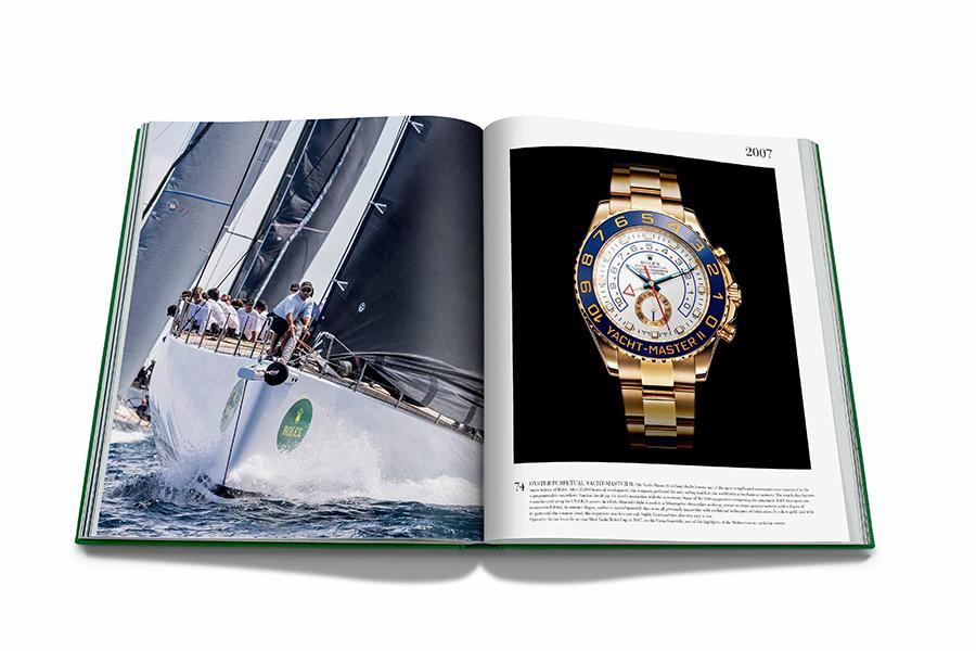 Assouline Rolex The Impossible Collection Gebundene Ausgabe Weihnachtsgeschenkführer Horologe