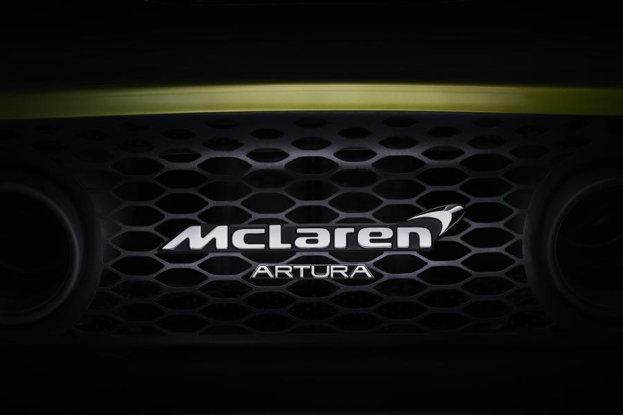 McLaren Artura wird ein schlanker, grüner, elektrifizierter Supersportwagen sein