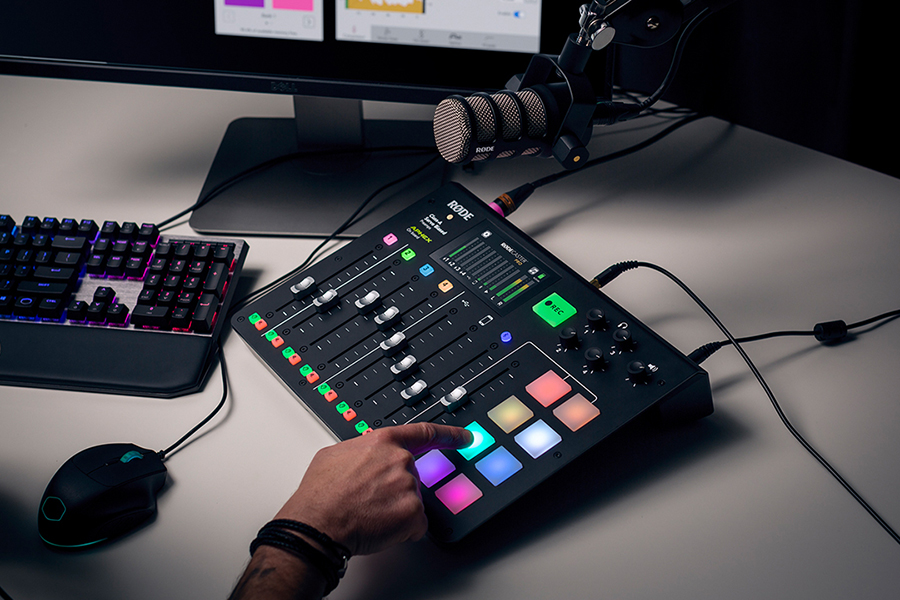 RODECaster Pro Christmas Gift Guide Tech Head