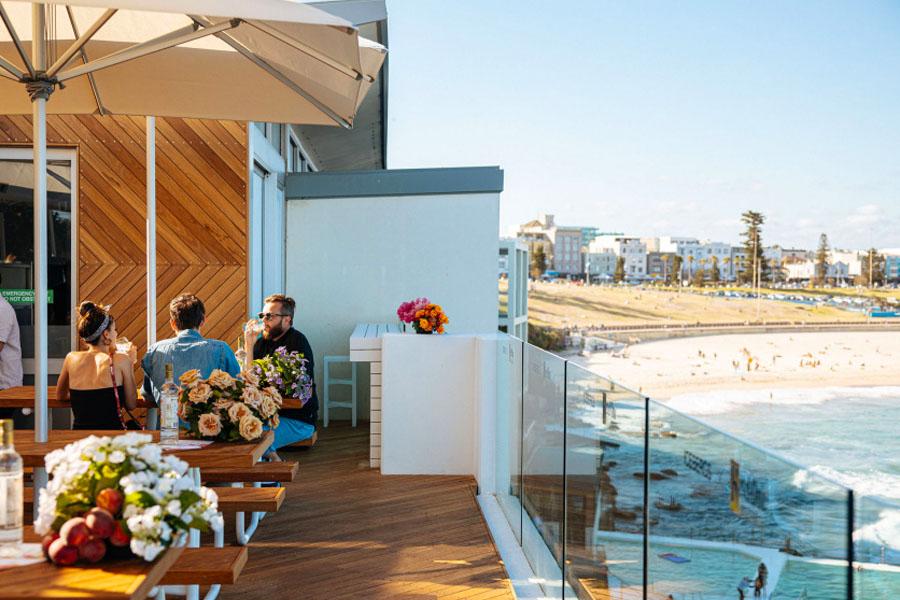 Die Icebergs Terrace Bar von Bondi ist pünktlich zum Sommer zurück