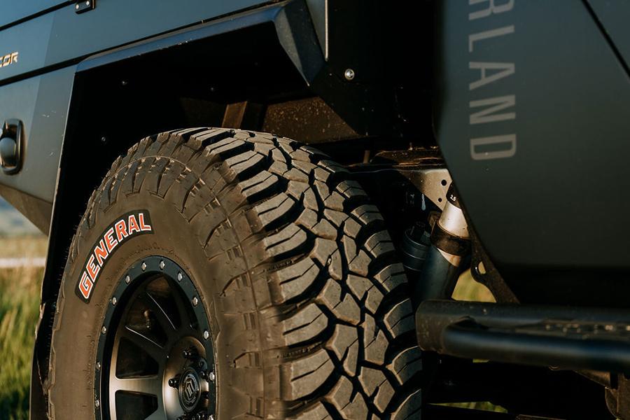 Jeep Gladiator Überlandrad