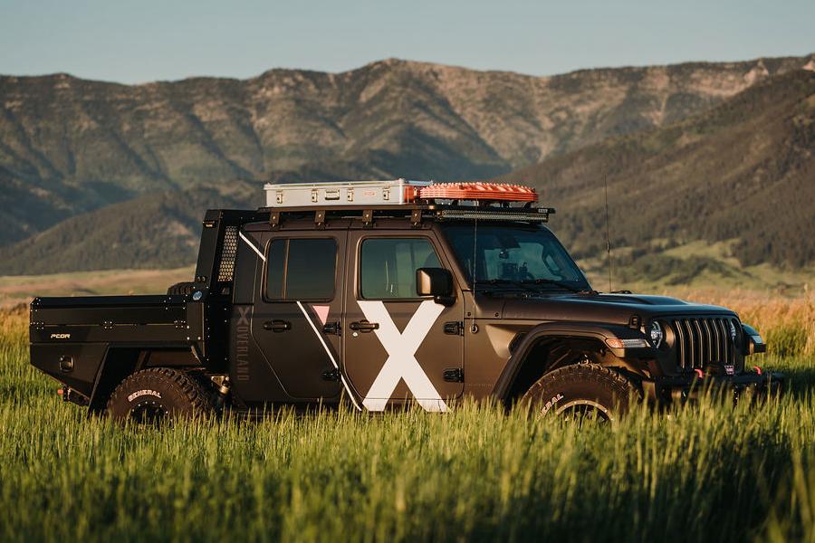 Der Jeep Gladiator Build von Expedition Overland ist das Zeug der Legende