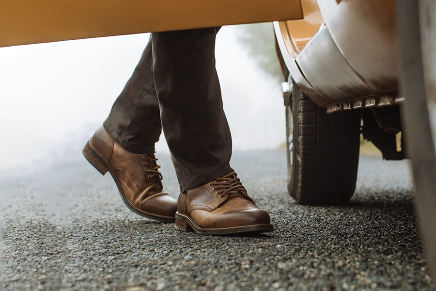 Rhodes Footwear Dean Boot Christmas Gift Guide Stylish Man
