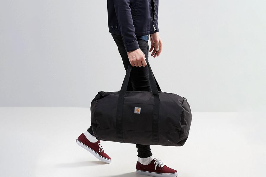 Carhartt WIP Wright Duffle Bag Christmas Gift Guide Stylish Man