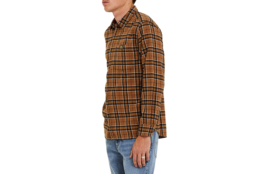 Lee Jeans Union Check Shirt Christmas Gift Guide Stylish Man