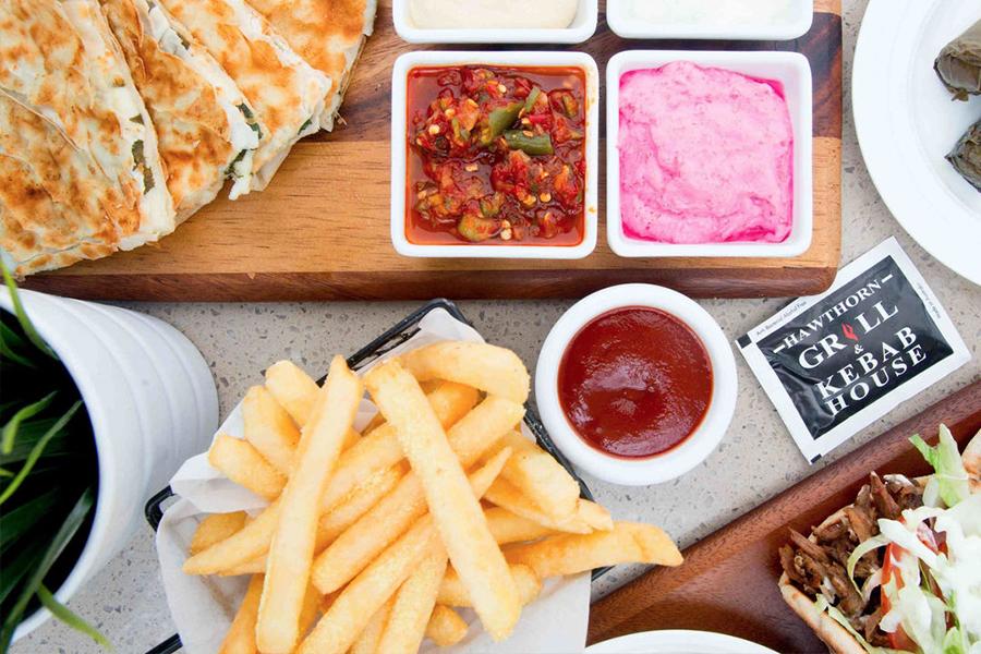 Hawthorn Grill und Kebab House