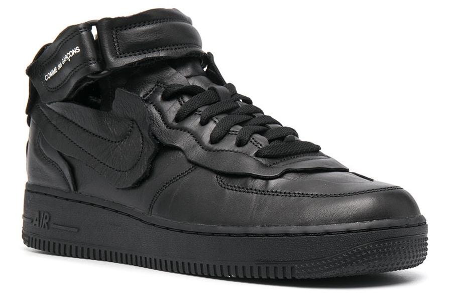 Nike x Comme des Garçons Air Force Mid