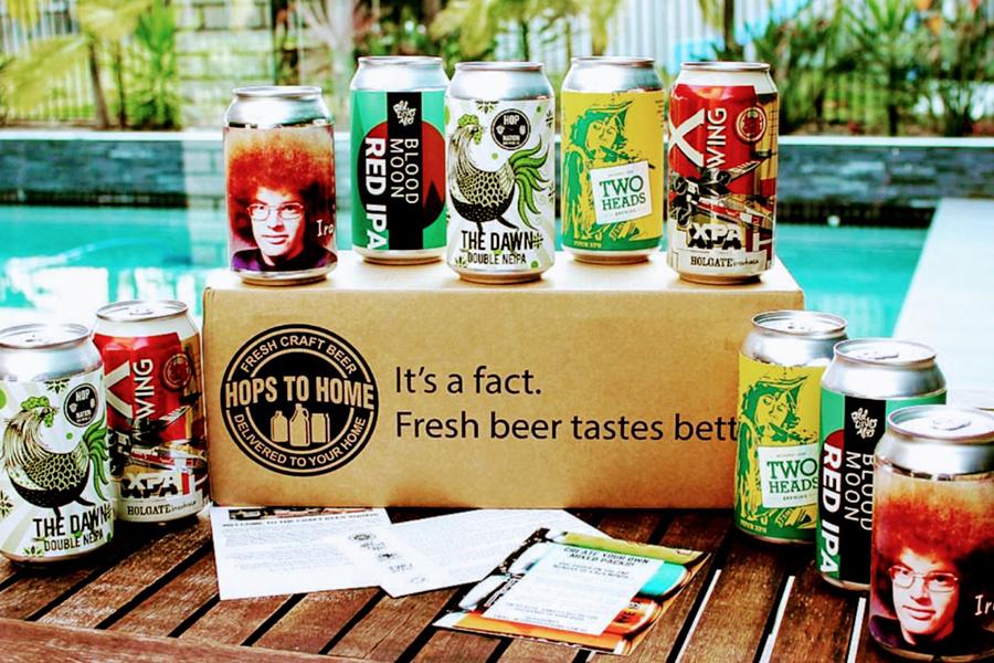 Hopfen nach Hause Best Beer Subscription Services in Australien