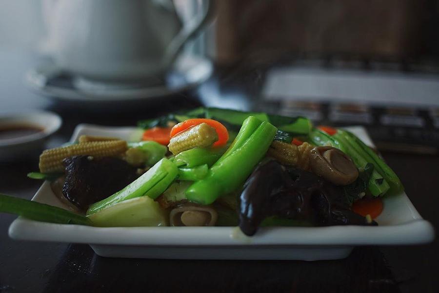 Chinesisches Restaurant Silver Seas Best Yum Cha in Perth