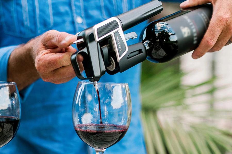 Coravin Model Two Win Weinkonservierungssystem Weihnachtsgeschenkführer Weinliebhaber