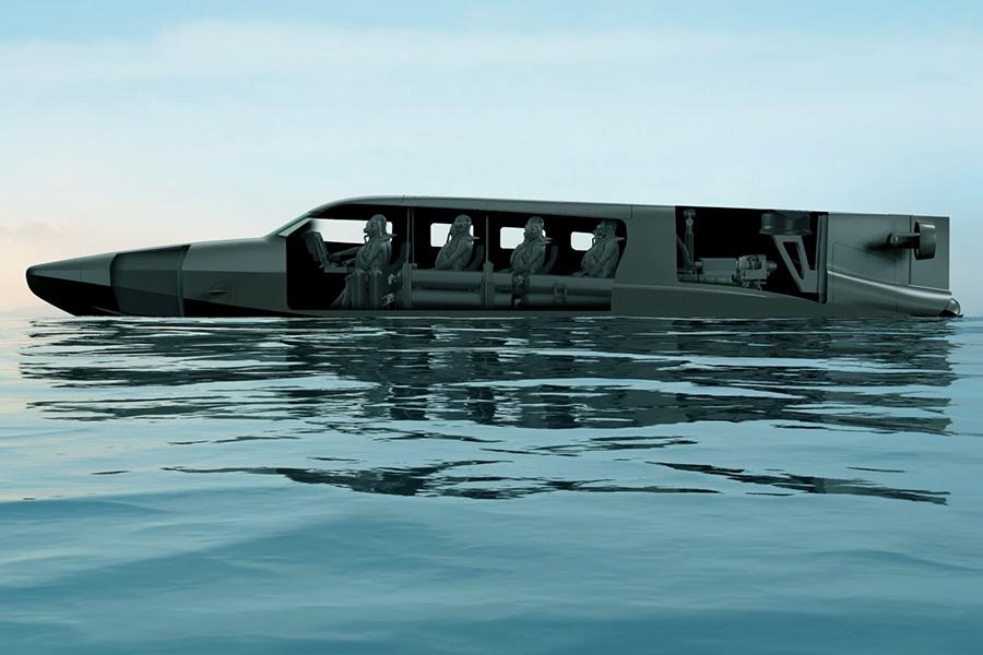 U-Boot Victea Victa