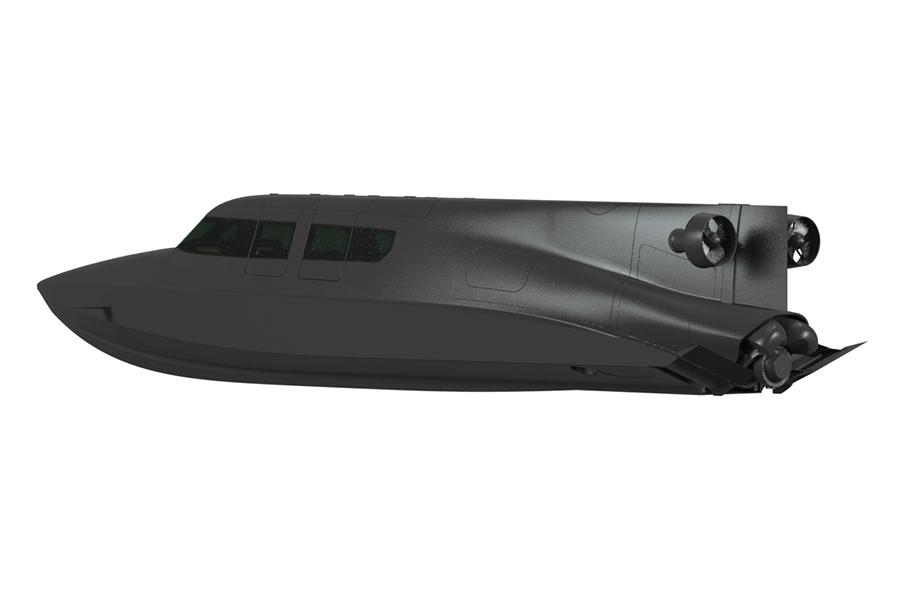Untersee Victa U-Boot Seite