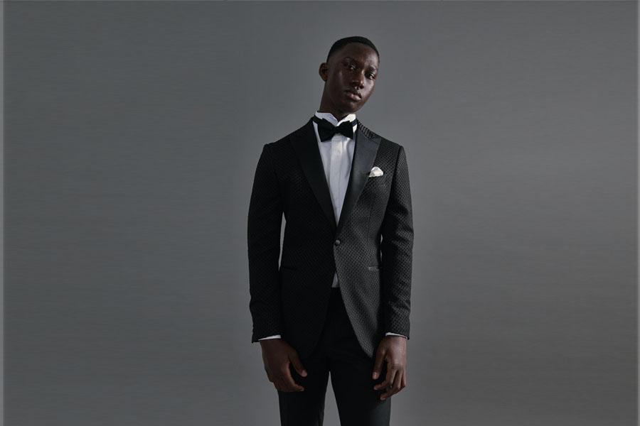 Der wichtigste Anzug, den Sie jemals tragen werden, verdient den BELANCE Touch