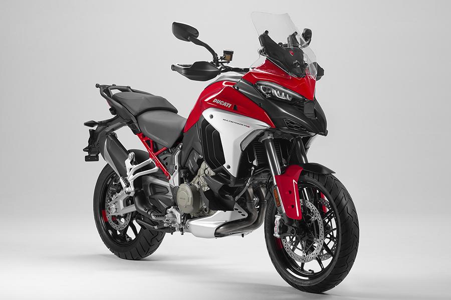 Ducati entfesselt die vierte Generation der Multistrada
