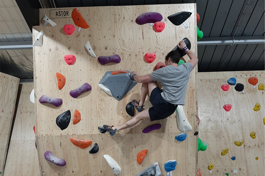 Boulder Project Rock Climbing Gym in Melbourne