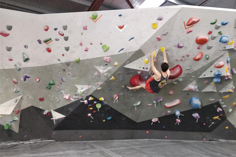 Northside Boulders Gym in Melbourne