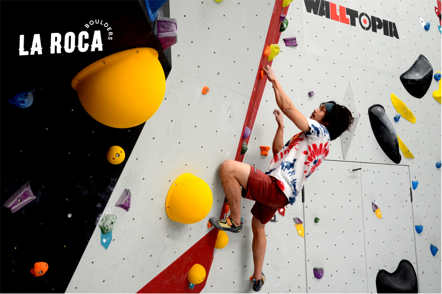 La Roca Boulders Gym in Melbourne