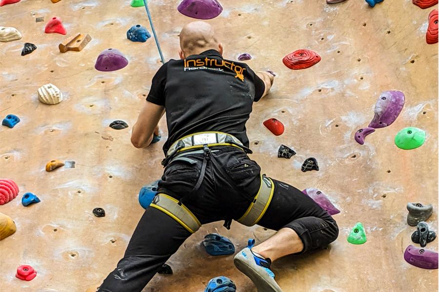 Hardrock Climbing Gym in Melbourne