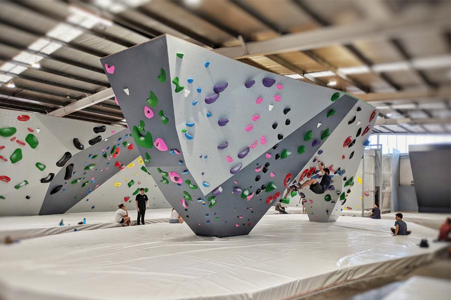 Boulder Lab Rock Climbing Gym in Melbourne