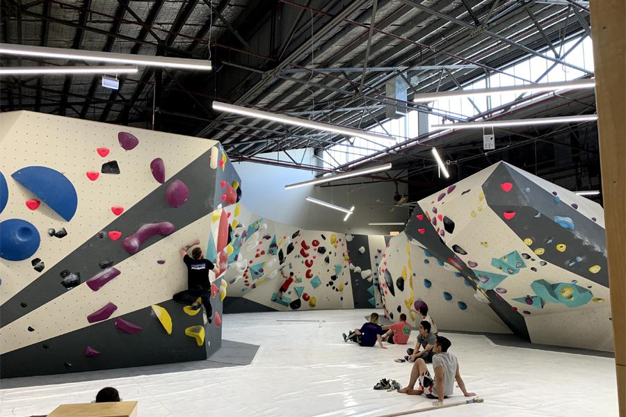 BlocHaus Bouldering Rock Climbing in Melbourne