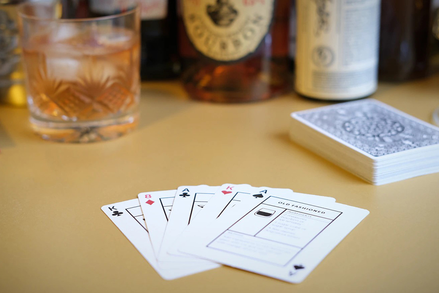 Cocktail Cards Christmas Gift Guide