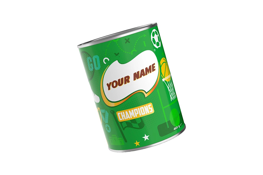Personalised Milo Tin Christmas Gift Guide