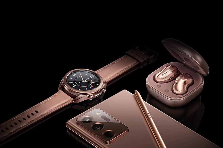 Samsung Galaxy Watch 3 Christmas Gift Guide