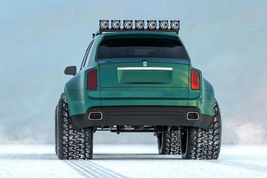 Arktisexpeditionen Bentley Conversion zurück