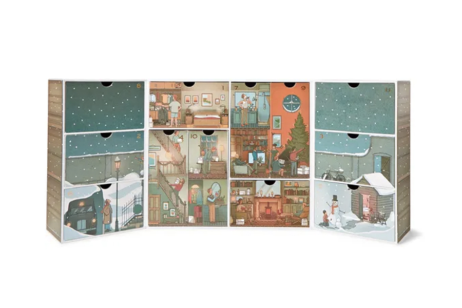 MR PORTER Adventskalender