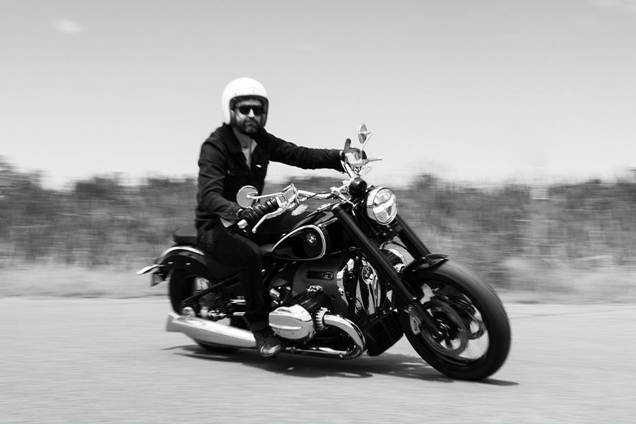 Zwei Wochen mit dem Insane BMW Motorrad R18