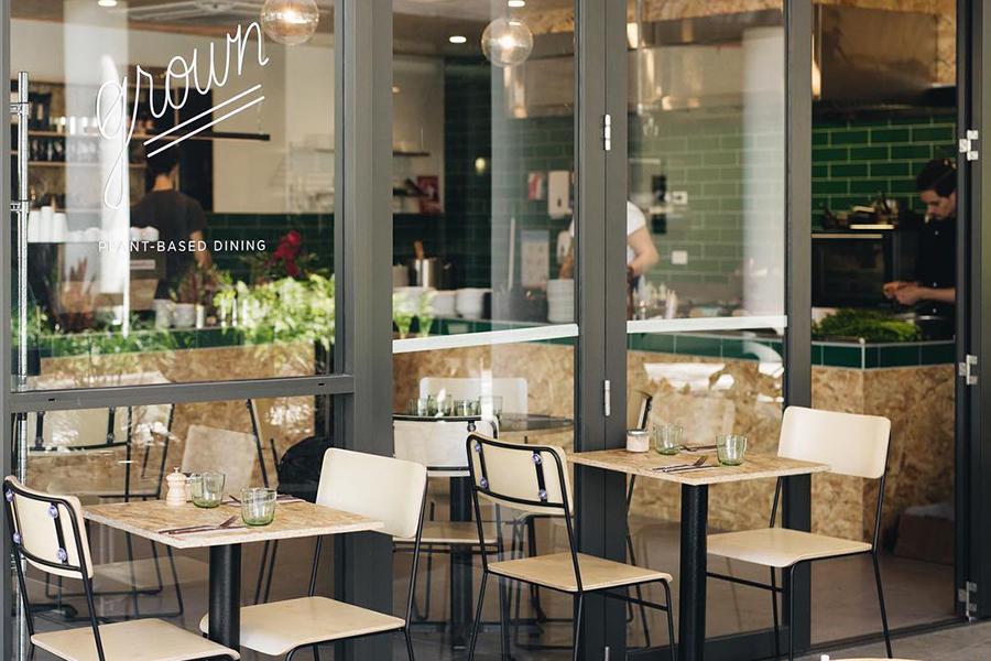 Gewachsene beste vegane Restaurants in Brisbane