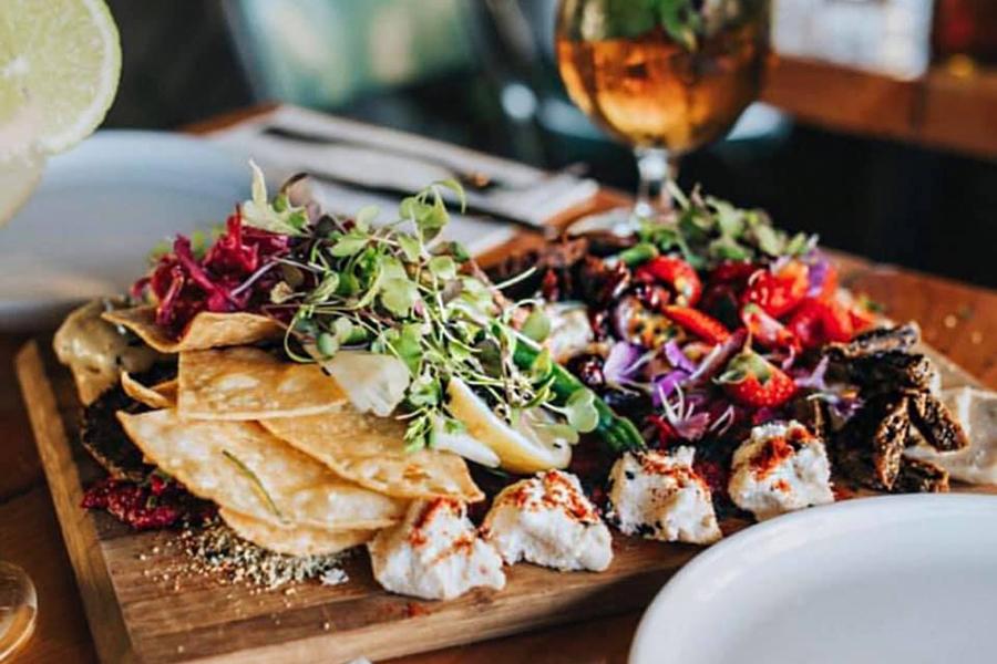 Gewächshauskantine Beste vegane Restaurants in Brisbane