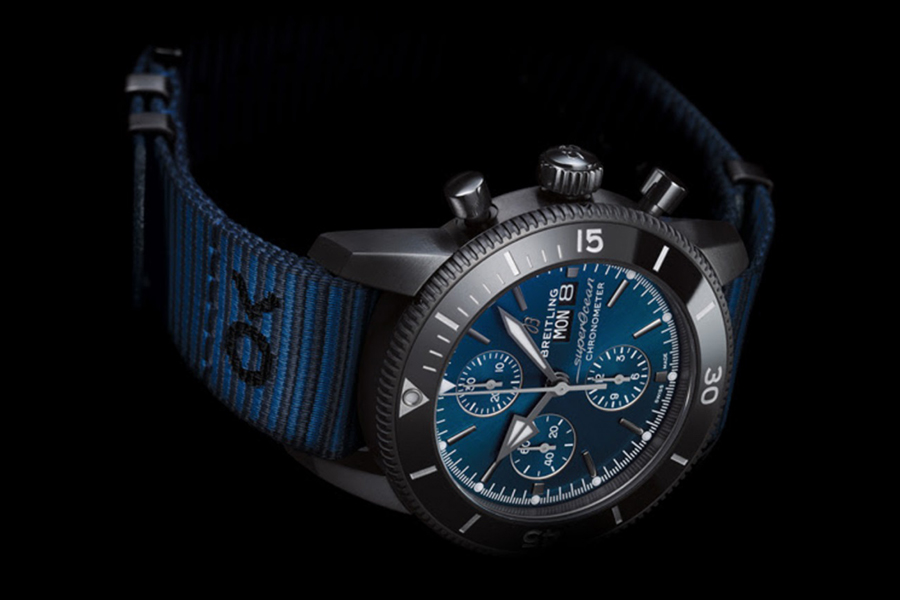 Outerknown x Breitling