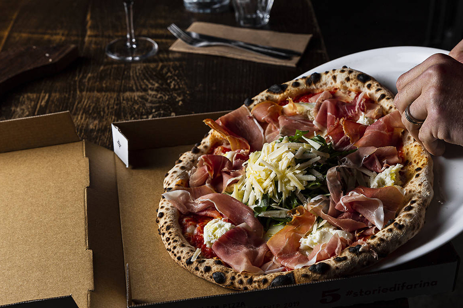 Best Italian Restaurants in Melbourne 48h Pizza e Gnocchi Bar Elsternwick